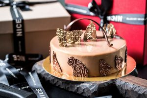 Торт-Пралине-фундук