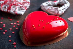 Торт-Святого-Валентина