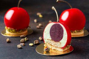 Cherry pistacchio