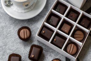 Набор шоколадные конфеты