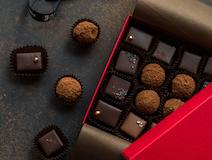 Набор-шоколадных корпорат